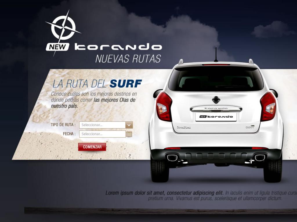 New Korando