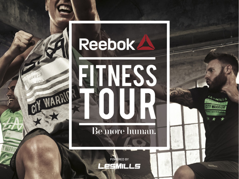 Reebok Fitness Tour